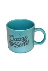 Matte Crazy Sista Mug