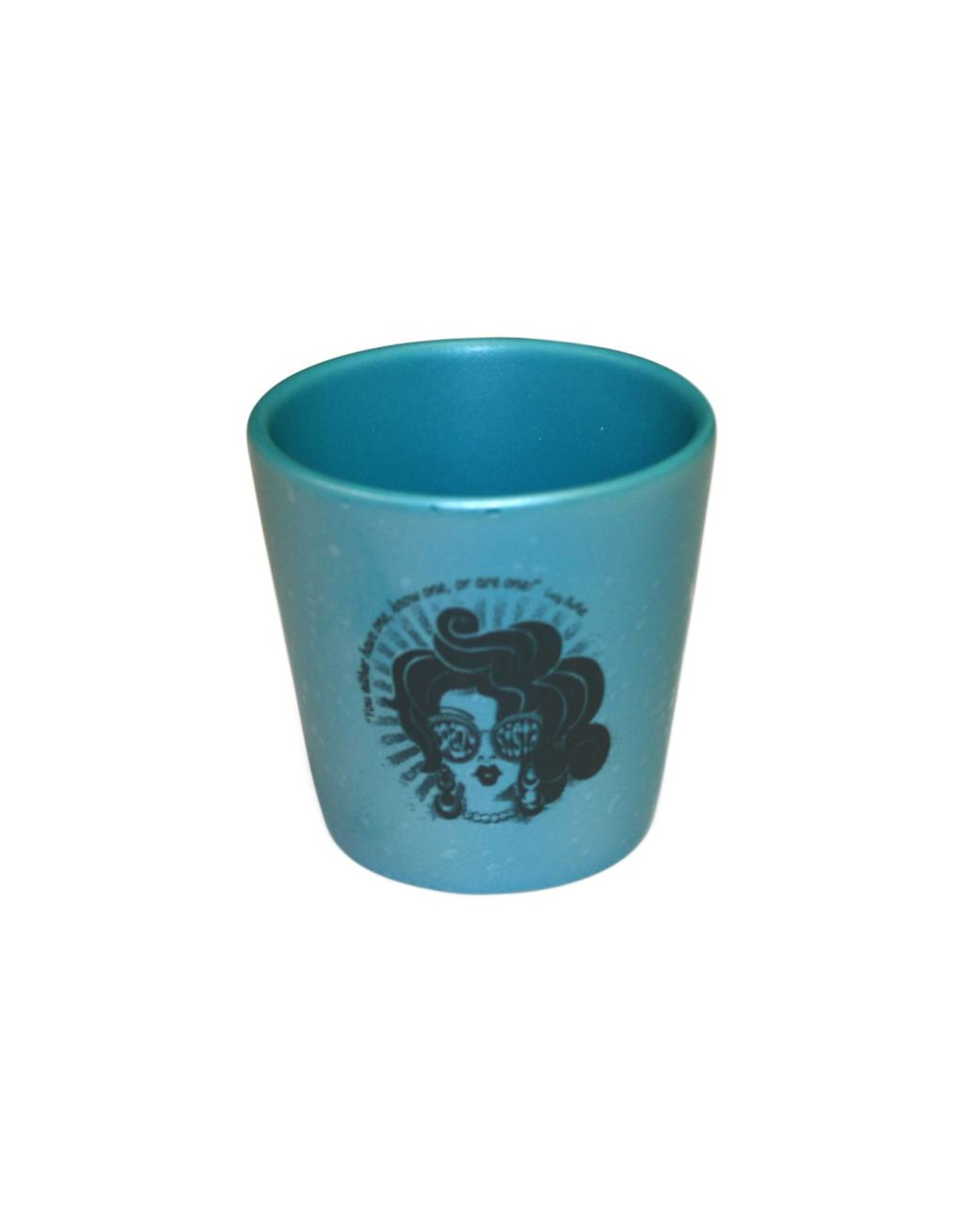Crazy Sista Matte Crazy Sista Shot Glass