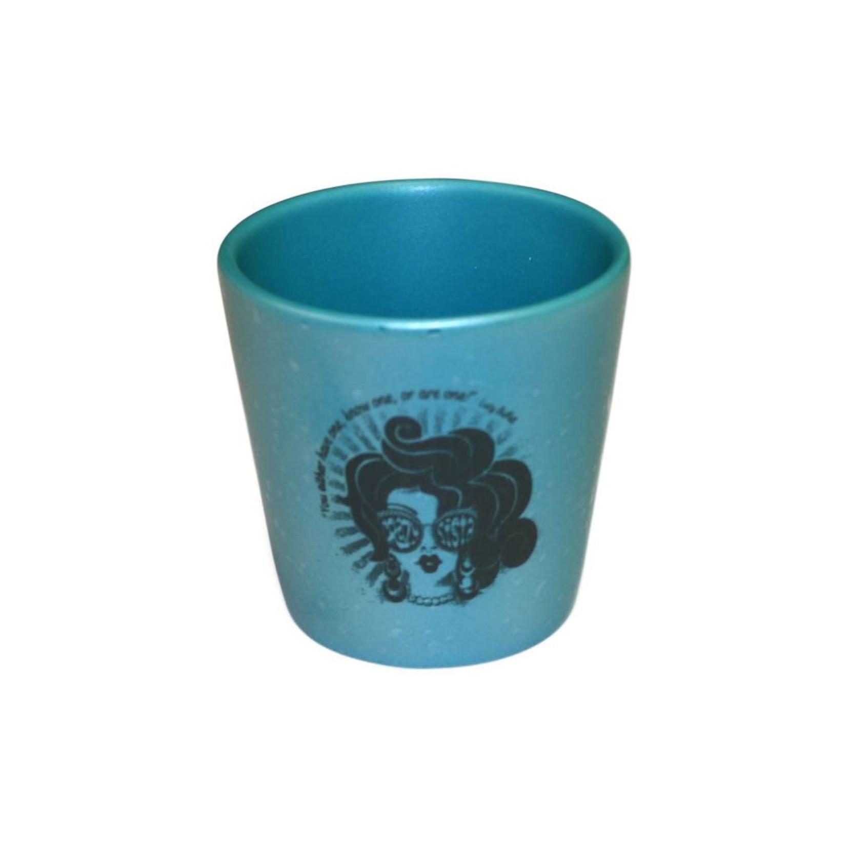 Crazy Sista Matte Crazy Sista Shot Glass