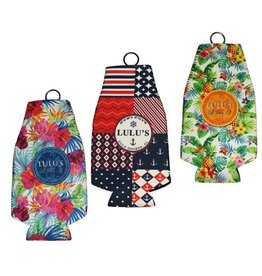 LuLu's Pattern Bottle Koozies