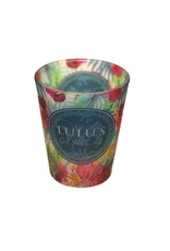 LuLu's Pattern Frosted Shot Glass