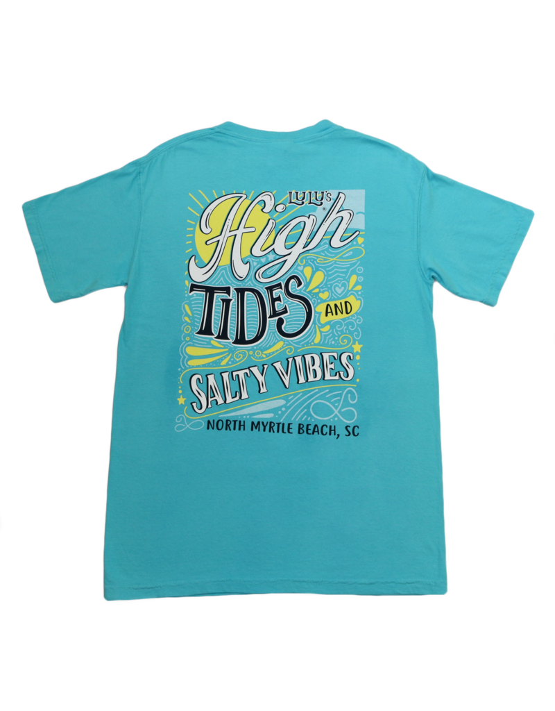 LuLu's GS/DN High Tides Tee