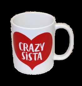 Big Heart Crazy Sista Mug