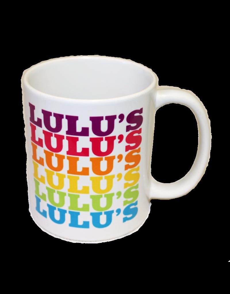 Multi Color LuLu's Mug