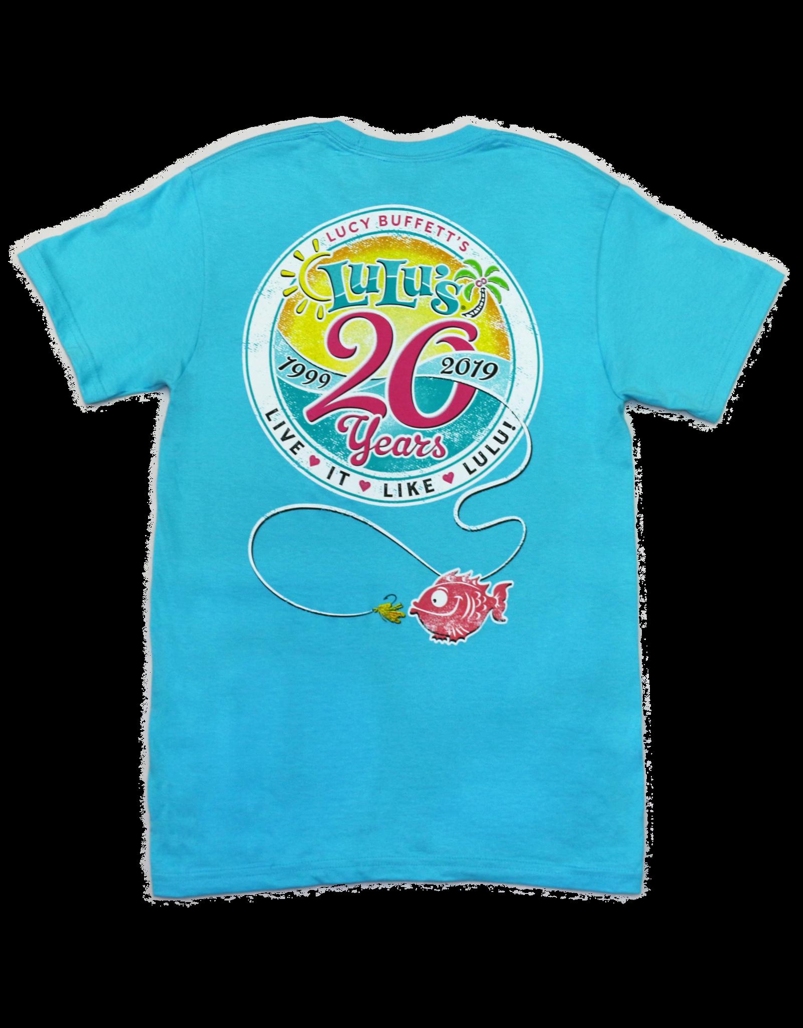20th Anniversary Logo Tee