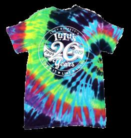 LuLu's 20th Anniversary Logo Tee