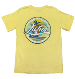 LuLu's GS/DN High Tides Circle Tee