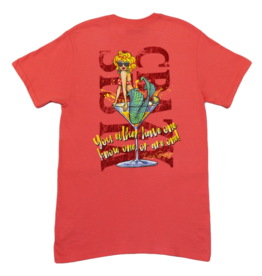 Crazy Sista Mermaid Tee