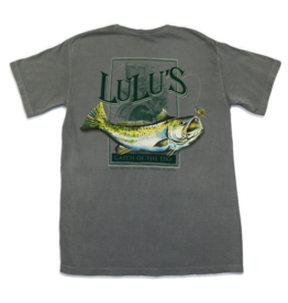 LuLu's GS/DN Speckled Trout Tee
