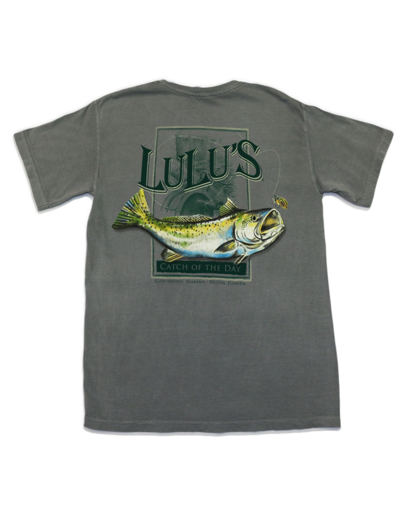 Speckled Trout Tee