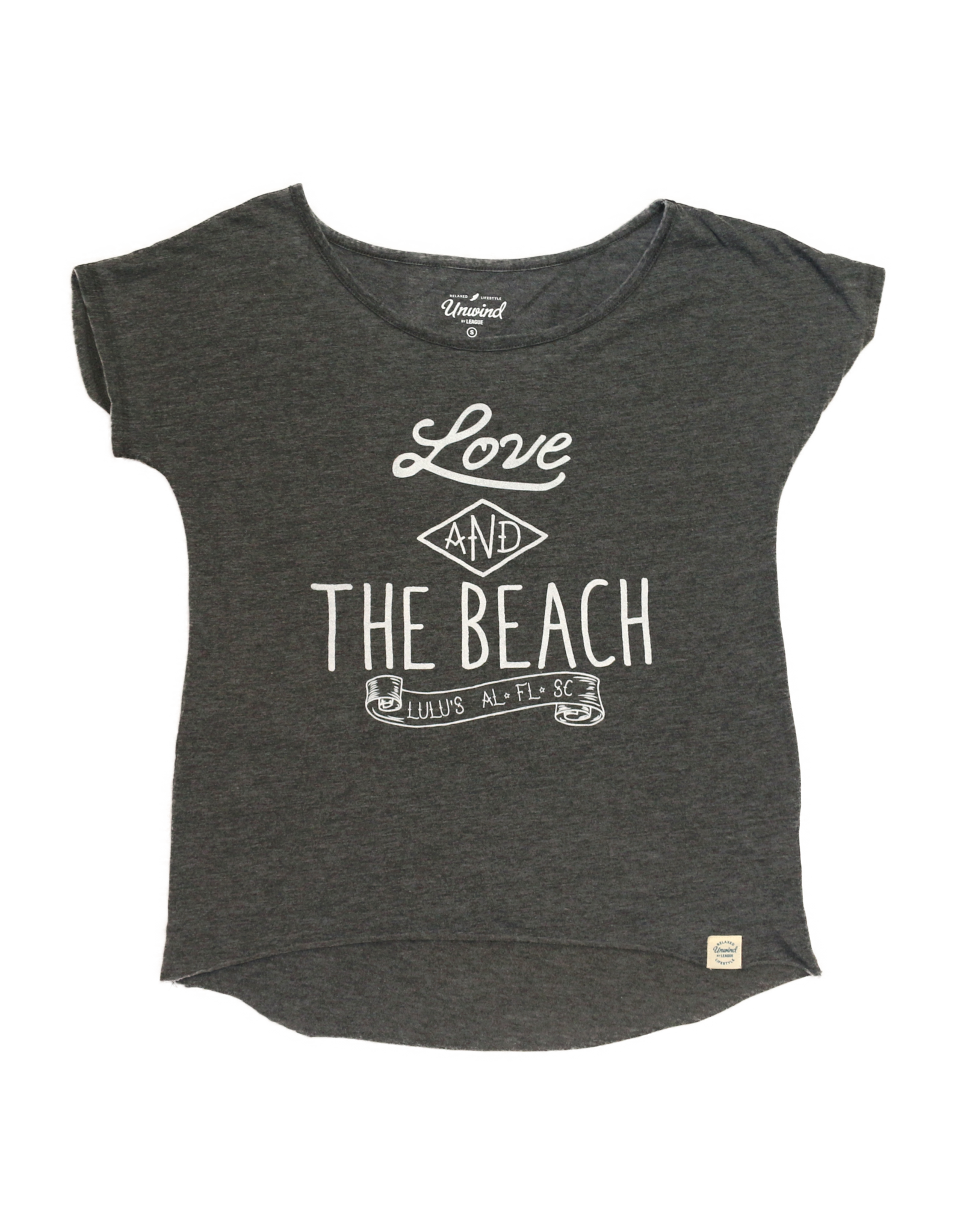 Love and The Beach VNeck