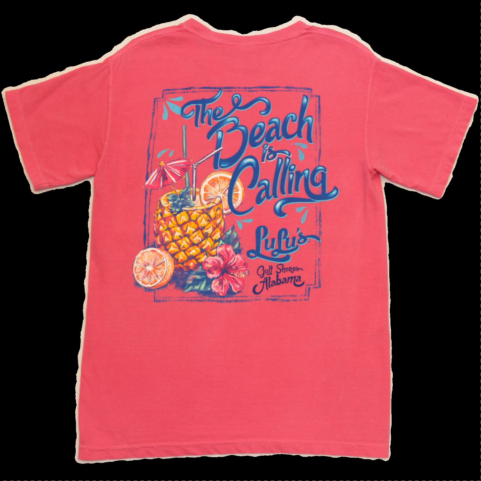 The Beach is Calling Tee