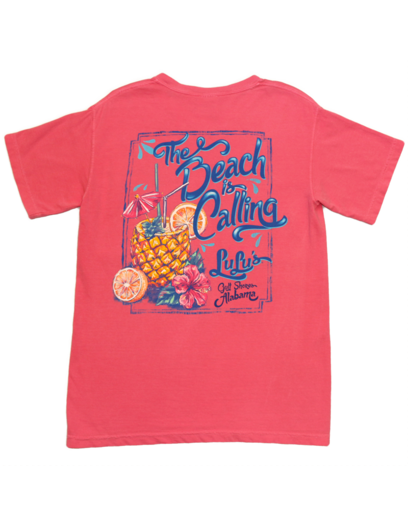 The Beach is Calling Tee