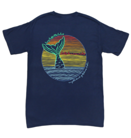 Lets Be Mermaids Tee