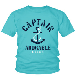 LuLu's Infant Captain Adorable Tee