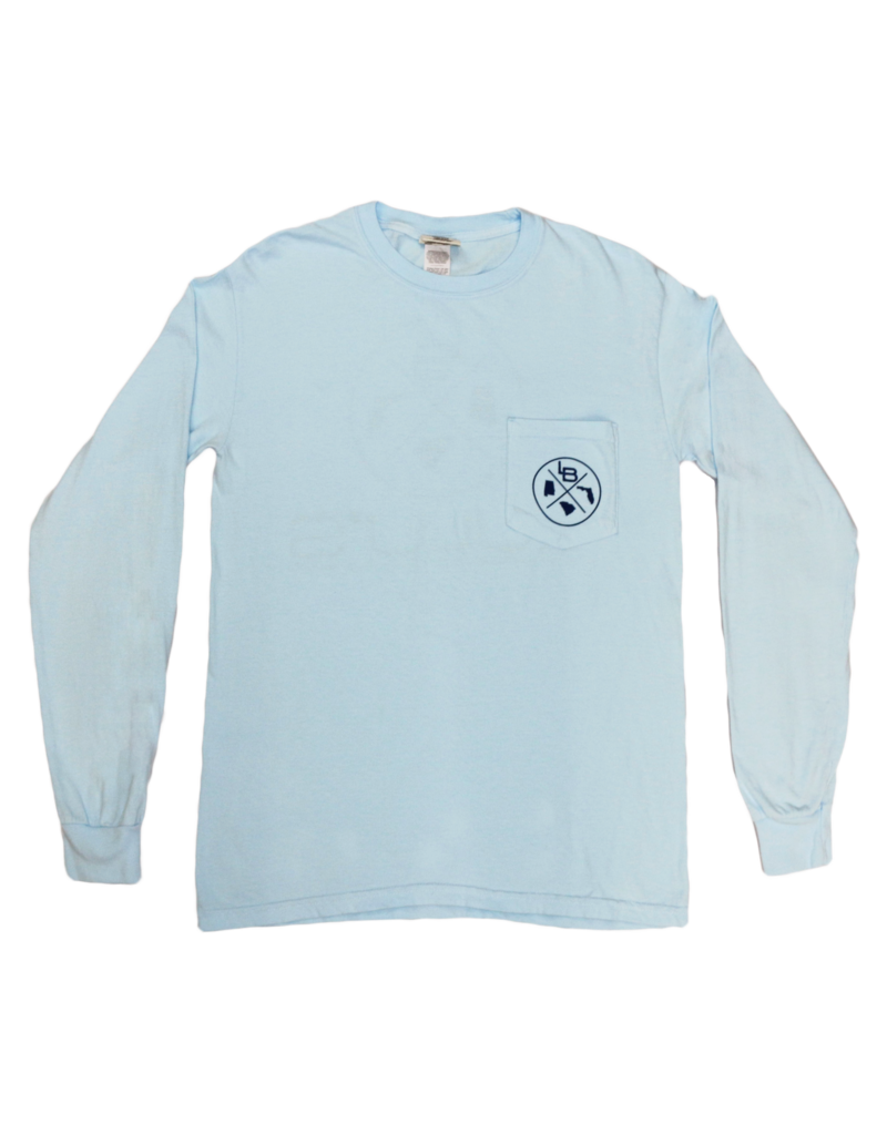 Symbol Cross Pocket Long Sleeve