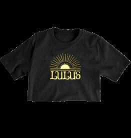 LuLu's Gold Sun Flowy Tee