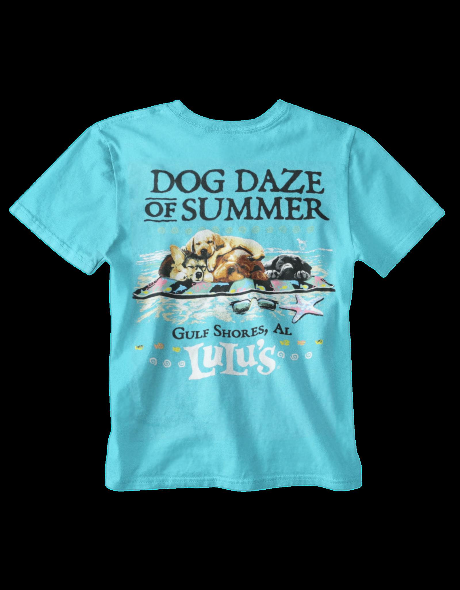 Dog Daze Puppies Tee
