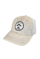 Circle Palms Trucker Hat