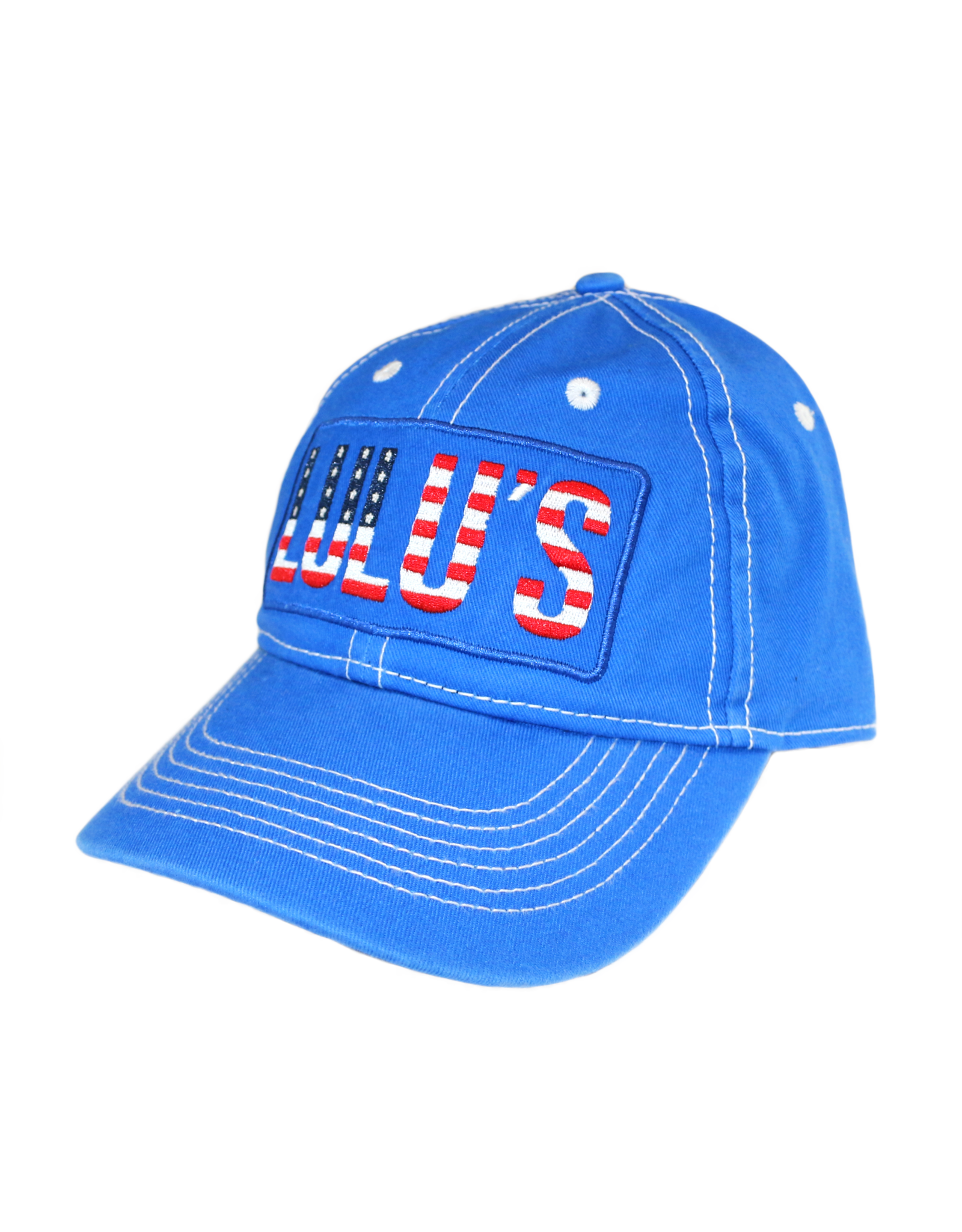 Stars and Stripes Patch Twill Hat
