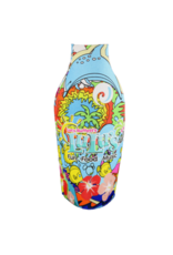 Hippie Art Bottle Koozie
