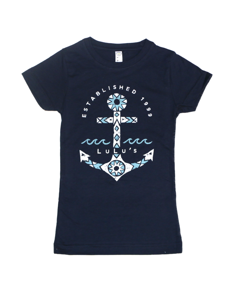 Youth Rustic Anchor Tee