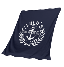 Anchor Stadium Fleece Blanket