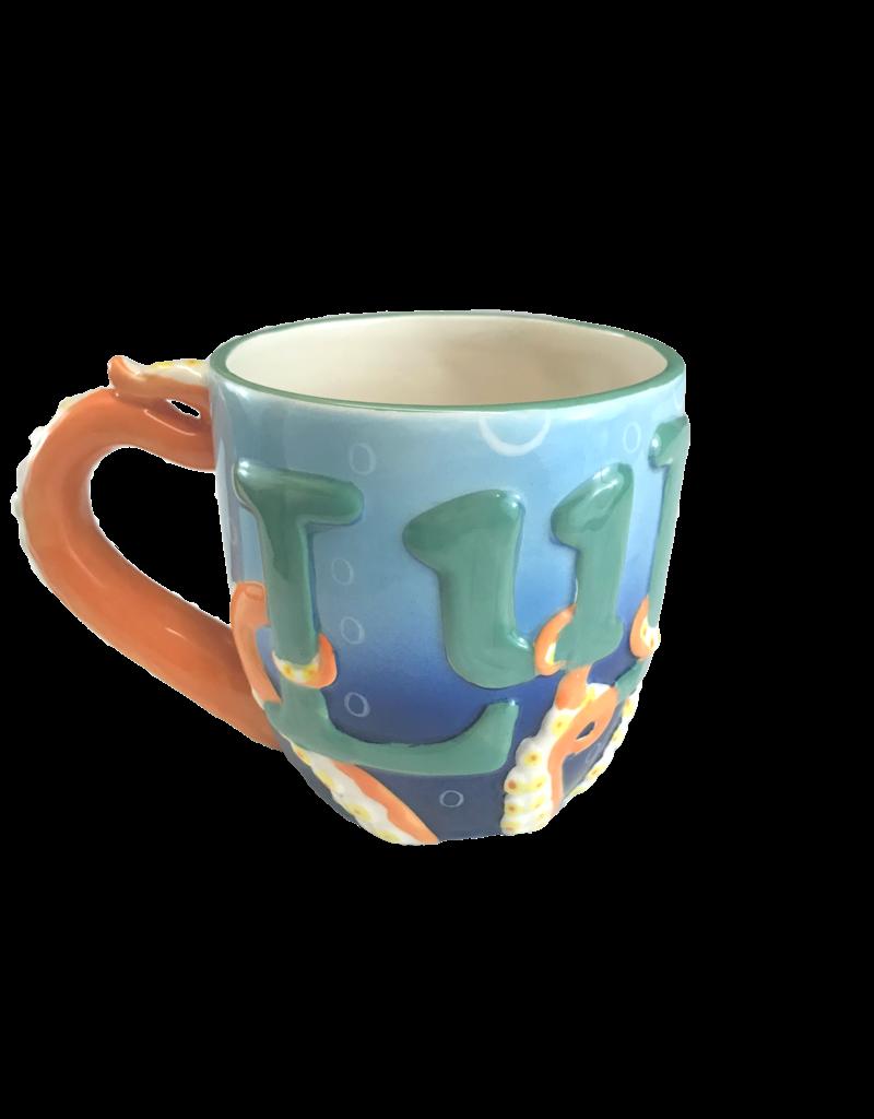 LuLu's Octopus Mug