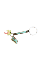 Keychain Stick w/Charms