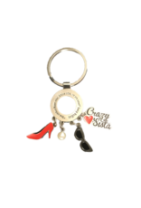 Crazy Sista Crazy Sista Dangle Keychain