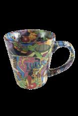 Hippie Art Mug