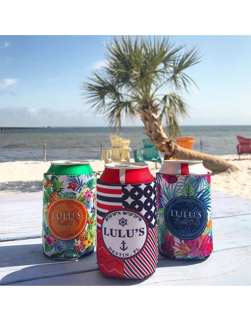 LuLu's Pattern Can Koozies