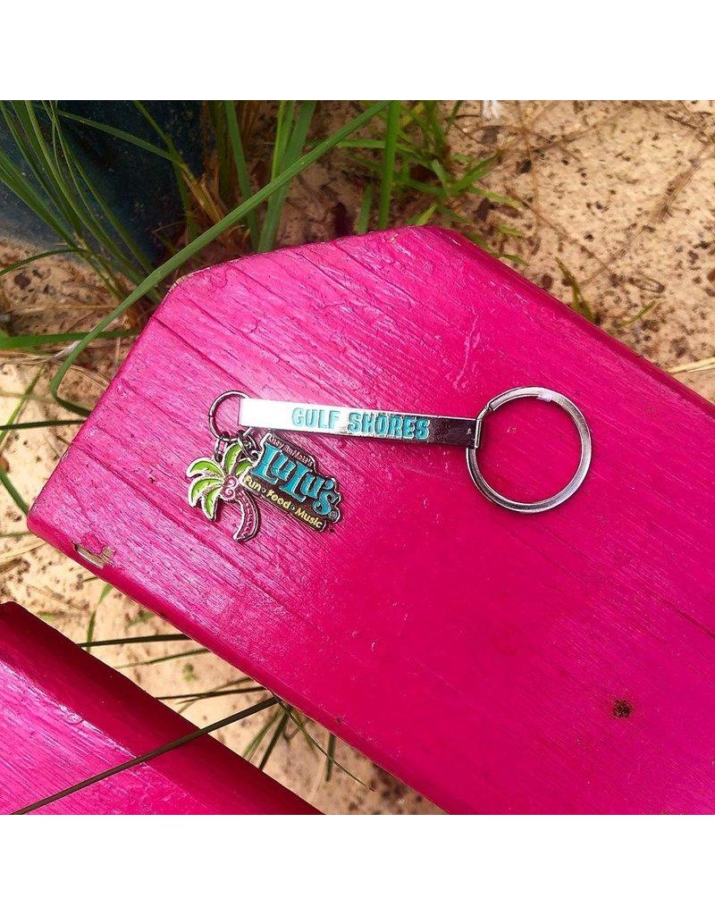 Keychain Stick w/Charms
