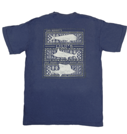 Tribal Fish Tee