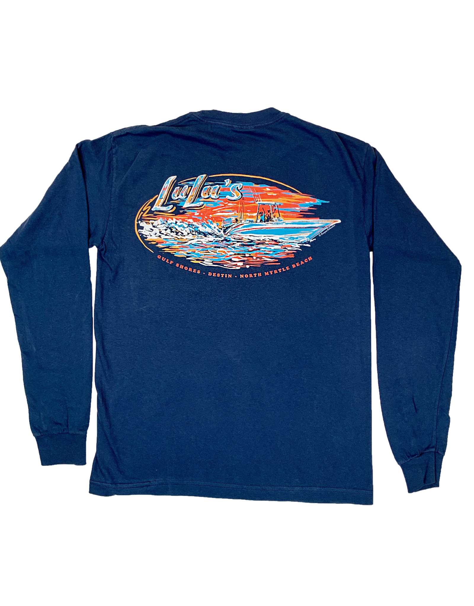 Boat Pocket Long Sleeve