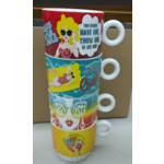 Crazy Sista Crazy Sista Stackable Mug Set