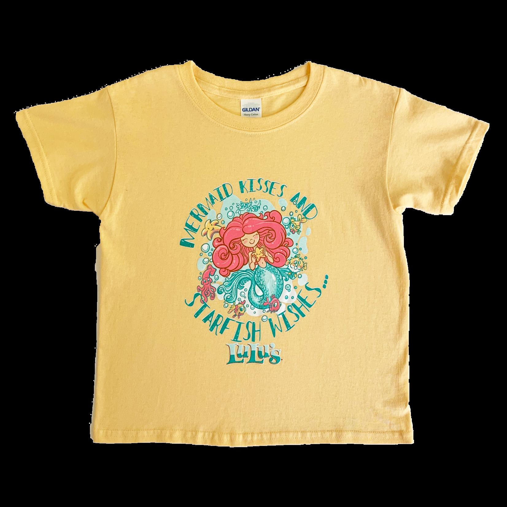Youth Mermaid Wishes Tee