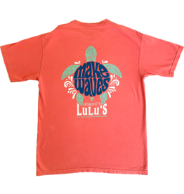 Make Waves Turtle Tee