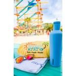 Logo Beach Terry Towel