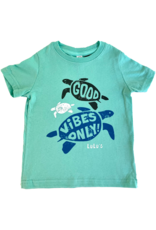Toddler Good Vibes Turtle Tee