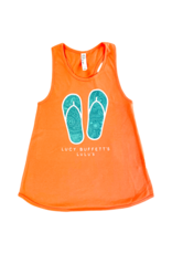 Youth Serenity Flip Flop Tank