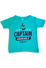 Infant Captain Adorable Tee