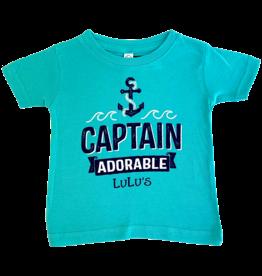 Infant Captain Adorable Tee