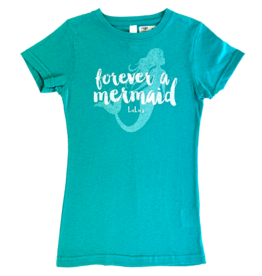 Youth Forever a Mermaid Tee