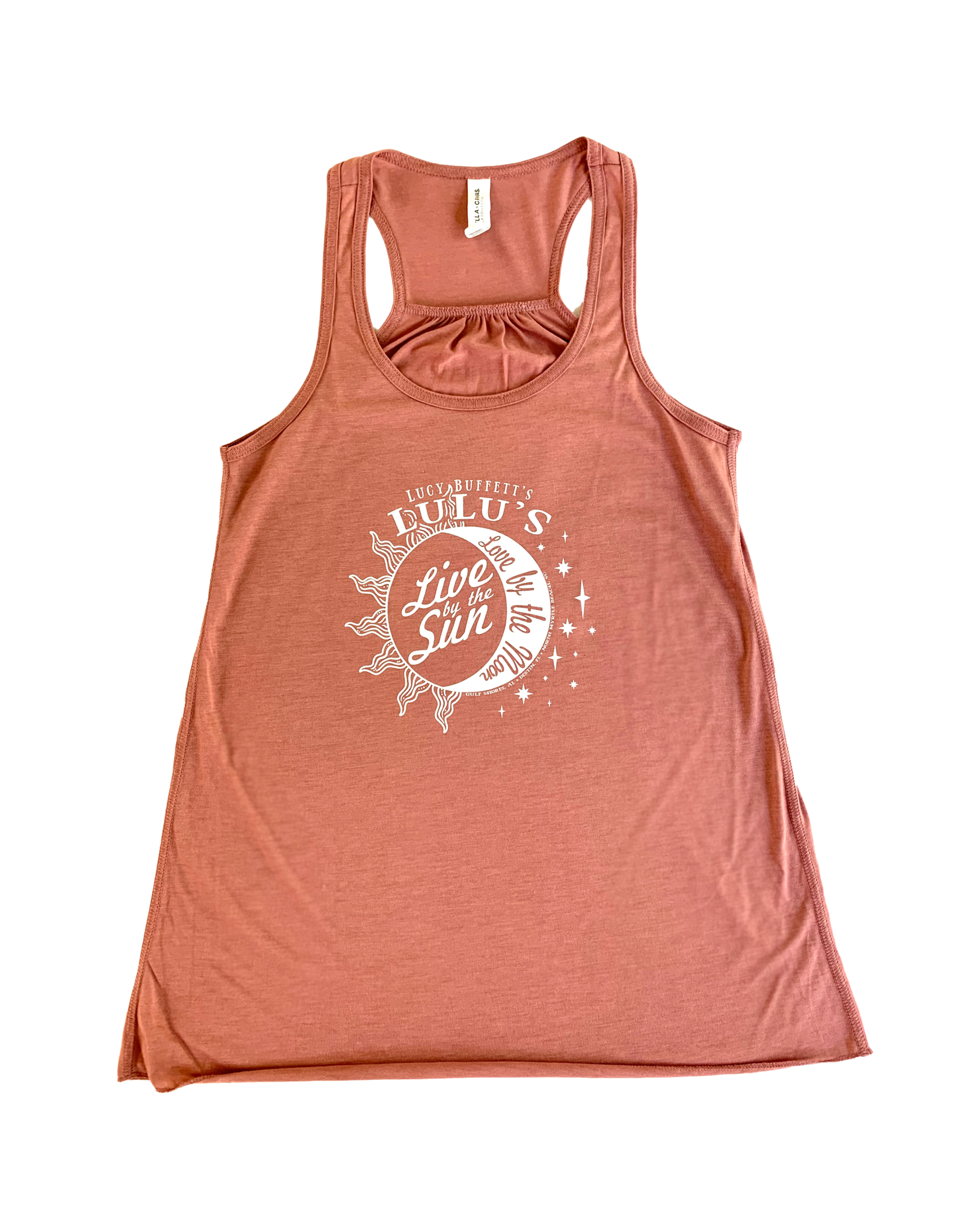 Live By the Sun Racerback