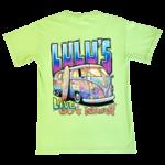 LuLu's Brand Apparel Live Out Loud Tee