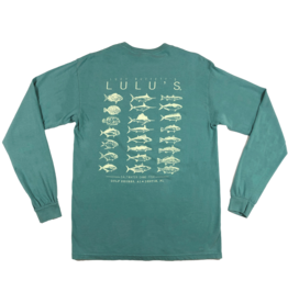 Saltwater Game Pocket Long Sleeve
