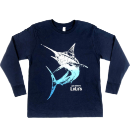 Youth Blues Marlin Long Sleeve