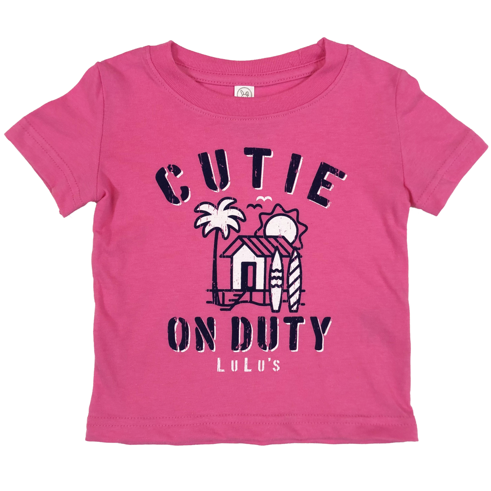 Infant Cutie On Duty