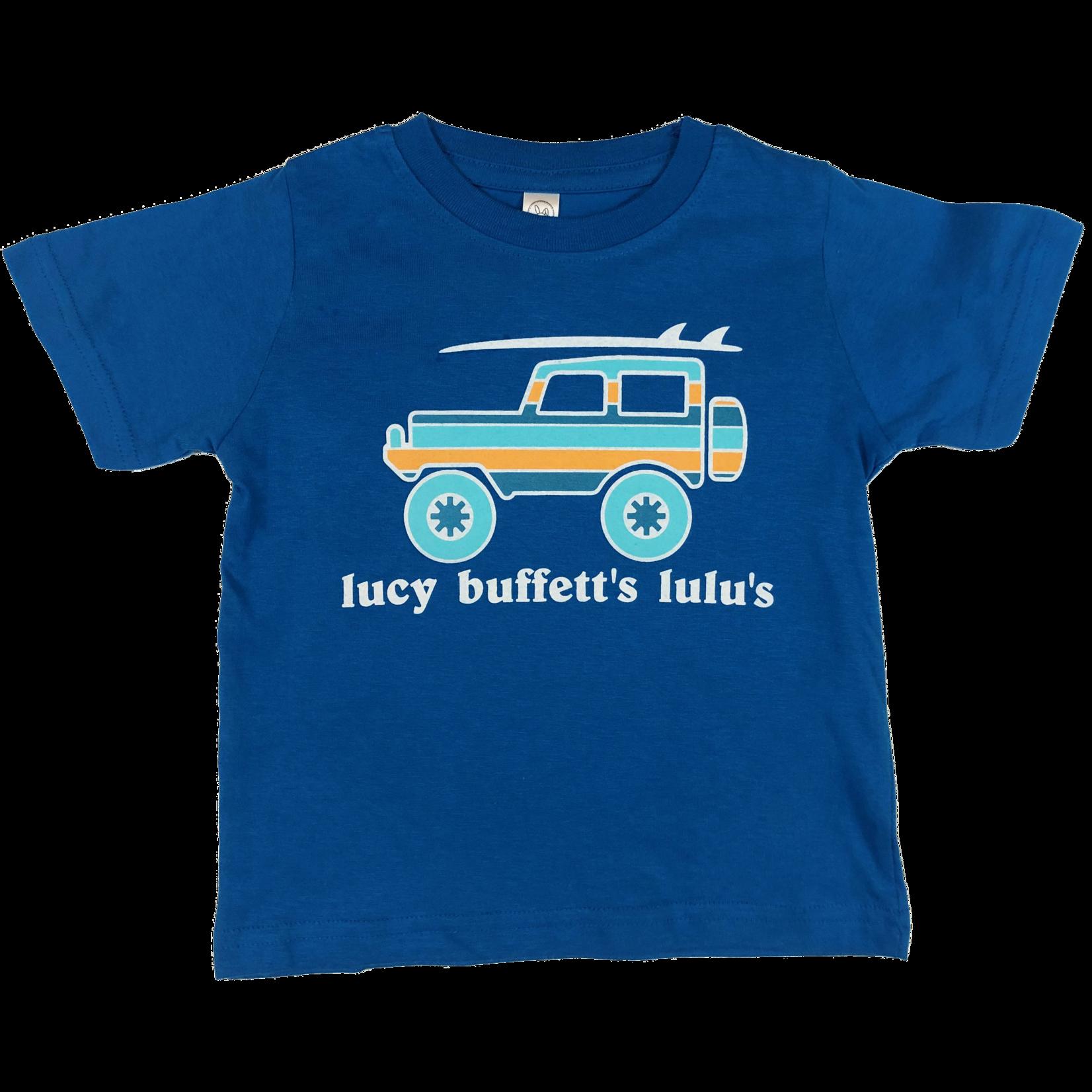 LuLu's Brand Apparel Toddler Ridge Jeep